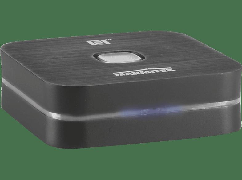 MARMITEK Marmitek BoomBoom 80 Bluetooth HiFi Musikempfänger, Schwarz