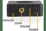 MARMITEK Marmitek BoomBoom 55 HD Bluetooth Audiosender, Schwarz