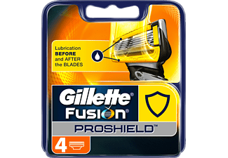 GILLETTE FUSION PROSHIELD MANUAL YELLOW 4 CT