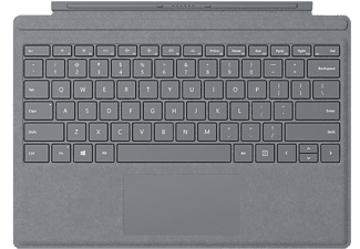 MICROSOFT Cover clavier Signature Surface Pro AZERTY BE Platine (FFP-00006)