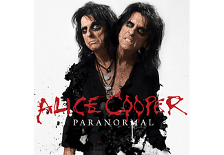 Alice Cooper - Paranormal [CD]
