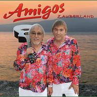 Die Amigos - Zauberland  - (CD)