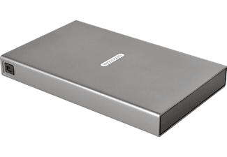 SITECOM USB 3.1 Hard Drive Case, Festplattengehäuse, extern