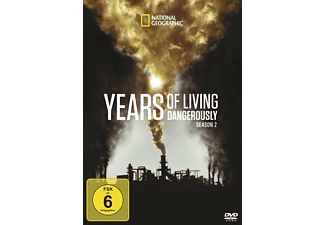Years Of Living Dangerously - Staffel 2 DVD