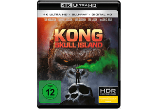 Kong: Skull Island 4K Ultra HD Blu-ray