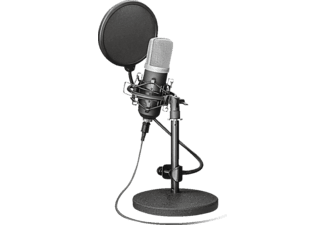 TRUST Sudiomikrofon GXT 252 Emita, schwarz, USB (21753)