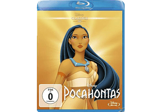 Pocahontas (Disney Classics)  Blu-ray