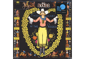 The Byrds - The Sweetheart Of The Rodeo LP
