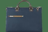 MOSHI Urbana Notebooktasche, Umhängetasche, 15 Zoll, Bahama Blau