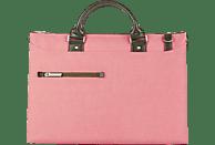 MOSHI Moshi Urbana (Coral Pink) Notebooktasche, Umhängetasche, 15 Zoll, Korallenpink