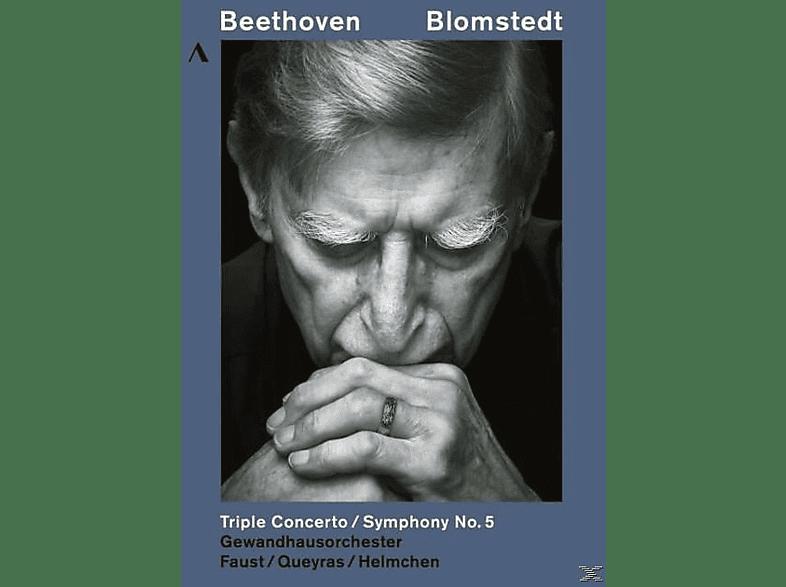 Gewandhausorchester - Tripelkonzert/Sinfonie 5 [Blu-ray + CD]