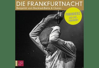 Benjamin Von/clueso Stuckrad-barre - Die Frankfurtnacht-Panikherz LIVE  - (CD)