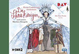 Hans Christian Andersen - Die Schneekönigin und weitere Märchen-Hörspiele  - (CD)