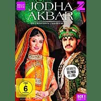 Jodha Akbar - Die Prinzessin und der Mogul - Box 1 (Folge 1-14) [DVD]