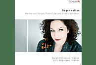Sarah Christian, Lilit Grigoryan - Gegenwelten [CD]
