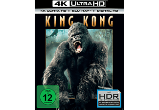 King Kong Extended Edition (inkl. HDR) [4K Ultra HD Blu-ray + Blu-ray]