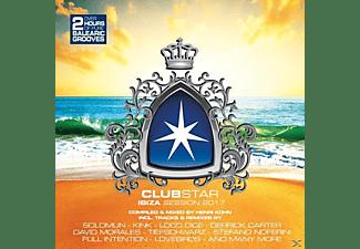 VARIOUS - Clubstar Ibiza Session 2017  - (CD)