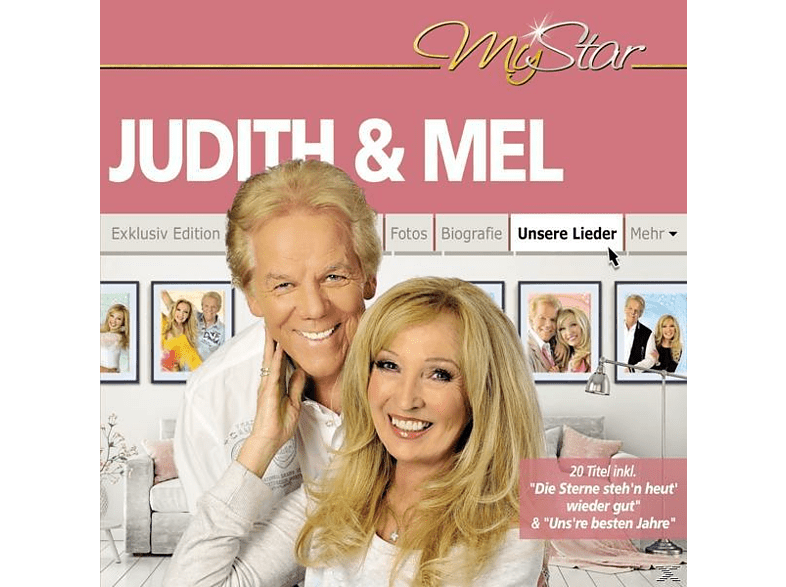 Judith & Mel - My Star [CD]
