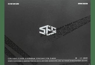 Sf9 - Burning Sensation - First Mini Album  - (CD + Buch)