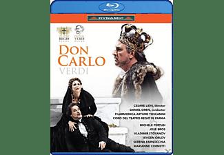 VARIOUS - Don Carlo  - (Blu-ray)