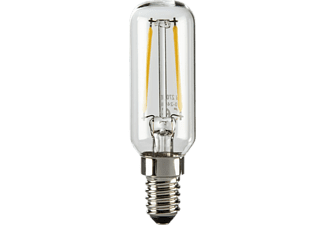 XAVAX 2W, T25, Filament, E14, Warmweiß, LED -  Kühlgerätelampe E14 Warmweiß 2 Watt 250 Lumen