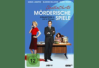 Agatha Christie - Mörderische Spiele 2. Collection DVD
