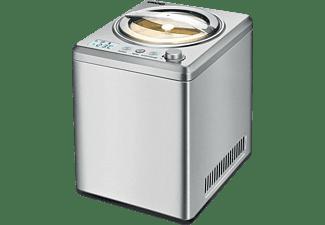 UNOLD 48880 Profi Plus Eismaschine (250 Watt, Edelstahl)