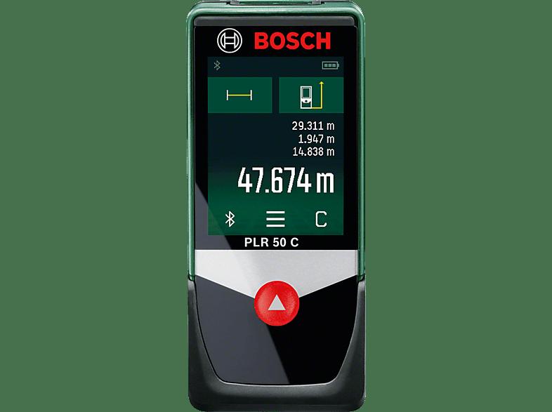 BOSCH 0603672200 PLR 50 C Laserentfernungsmesser
