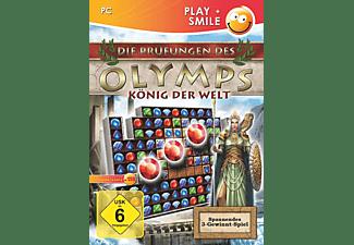 Die Prüfungen des Olymps: König der Welt - [PC]