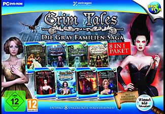 Grim Tales™: Die Gray Familien-Saga (8 in 1 Paket) - [PC]