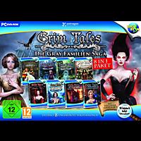Grim Tales™: Die Gray Familien-Saga (8 in 1 Paket) [PC]
