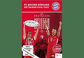 FC Bayern München - Die Saison 2016/2017 DVD
