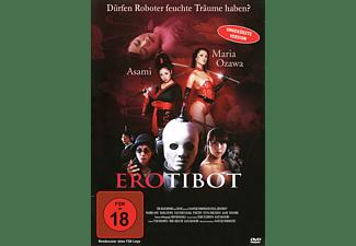 EROTIBOT - Dürfen Roboter feuchte Träume haben (uncut) DVD