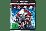 Ghostbusters [4K Ultra HD Blu-ray + Blu-ray]