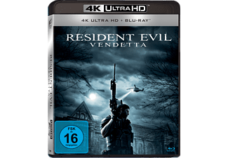 Resident Evil: Vendetta 4K Ultra HD Blu-ray