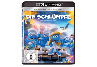 Die Schlümpfe - Das verlorene Dorf - (4K Ultra HD Blu-ray)