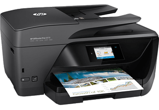 HP Multifunktionsdrucker Officejet Pro 6970 (T0F33A#BAW)