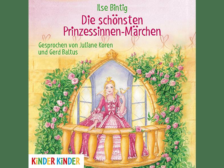 VARIOUS - Die Schönsten Prinzessinen-Märchen - (CD)