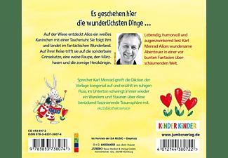 Karl Menrad - Alice Im Wunderland  - (CD)