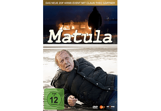 Matula (ZDF Krimi-Event Mit Claus Theo Gärtner) DVD