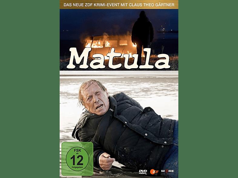 Matula (ZDF Krimi-Event Mit Claus Theo Gärtner) [DVD]