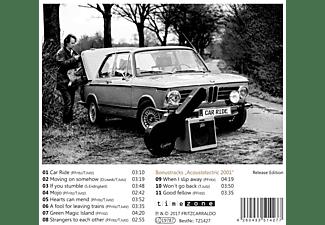 Pat Fritz - Car Ride  - (CD)