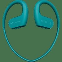 SONY NW-WS623 Audioplayer (4 GB, Blau)