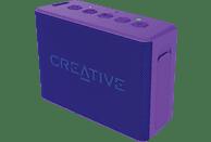 CREATIVE MUVO 2C Purple Bluetooth Lautsprecher, Lila, Wasserfest