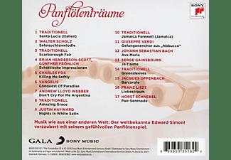 Edward Simoni - Panflötenträume  - (CD)