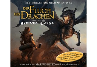 Corvus Corax - Der Fluch Des Drachen (Fantastical)  - (CD)