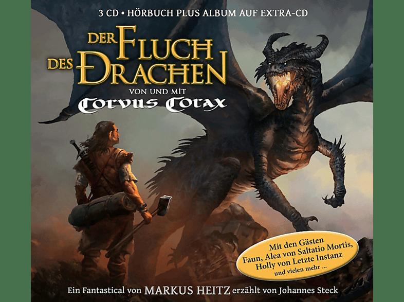 Corvus Corax - Der Fluch Des Drachen (Fantastical) [CD]