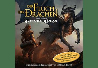 Corvus Corax - Der Fluch Des Drachen  - (CD)