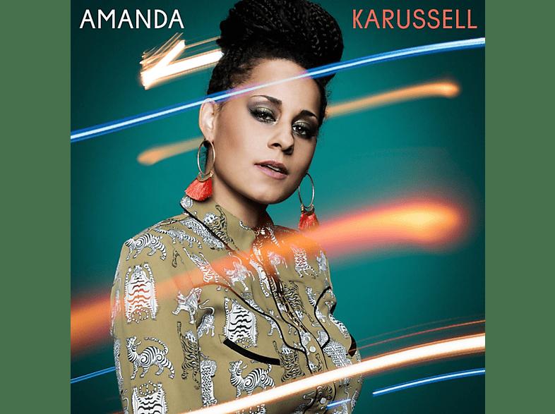 Amanda - Karussell [CD]