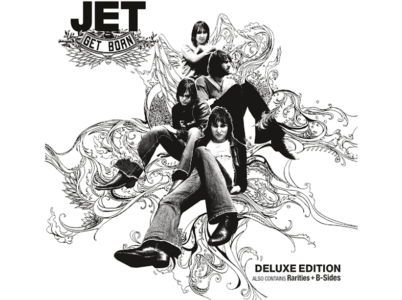 Jet - Get Born (Deluxe Edition) [CD]